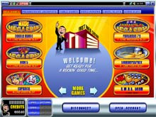 First Web Casino Lobby